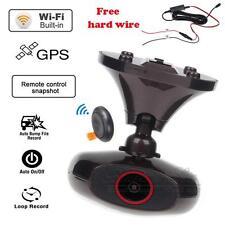 Car Dash Cam DDPAI M6 Plus HD 1440P WIFI GPS Video Camera + Free 12-5V Hard Wire