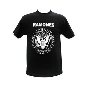 79b7571a6865a6 Image is loading Ramones-Punk-Rock-Band-Graphic-T-Shirts