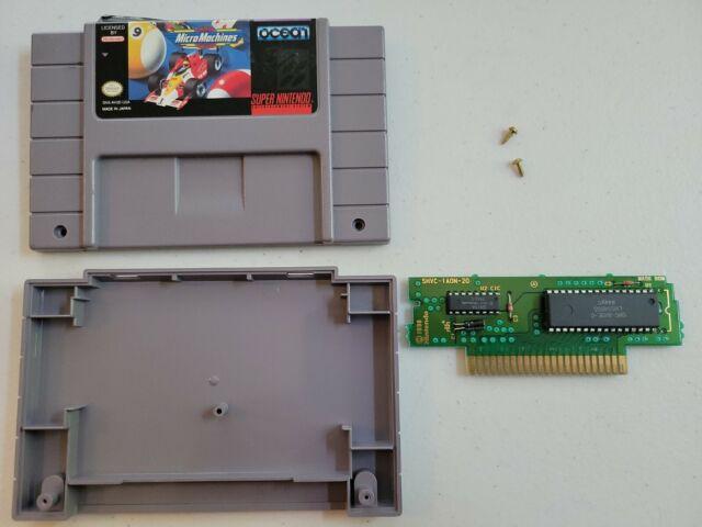 Micro Machines (Super Nintendo Entertainment System, 1994)