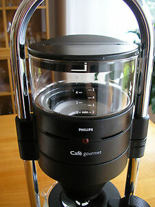 philips cafe gourmet hd 5560 design kaffeemaschine ebay. Black Bedroom Furniture Sets. Home Design Ideas