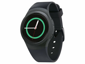 Samsung-Gear-S2-Dark-Gray-44mm-Ceramic-Verizon-Smartwatch-SM-R730VZKAVZW