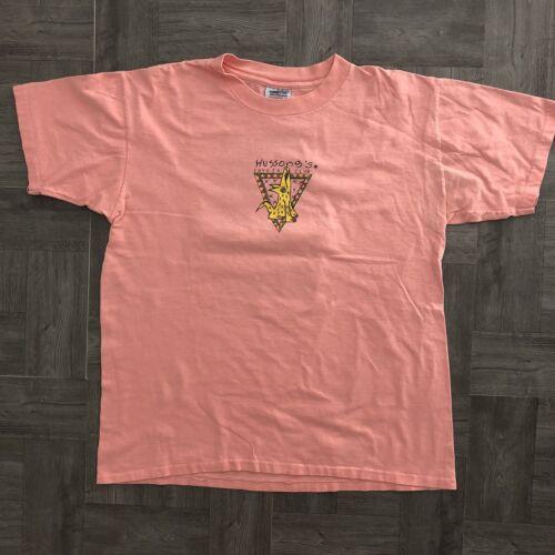 Hussong's Ensenada Mexico Men's Brown XL Tshirt Pr