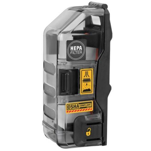 DeWALT DWH302DH 3.2-Inch Heavy Duty HEPA Dust Box Assembly for Rotary Hammer
