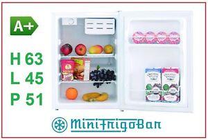 Dettagli su Frigorifero Mini Frigo con Congelatore da Ufficio Freezer  Piccolo e Compressore