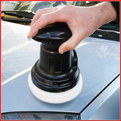 "Car Polisher 6"" BUFFING BUFFER 60W/230V RANDOM ORBITAL 150mm POLISHING / SALE"