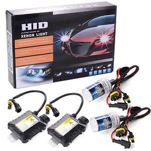 55W-HID-Kit-Conversion-Xenon-Hi-Low-Voiture-Ampoules-SLIM-ballast-6000K-H7-MA098