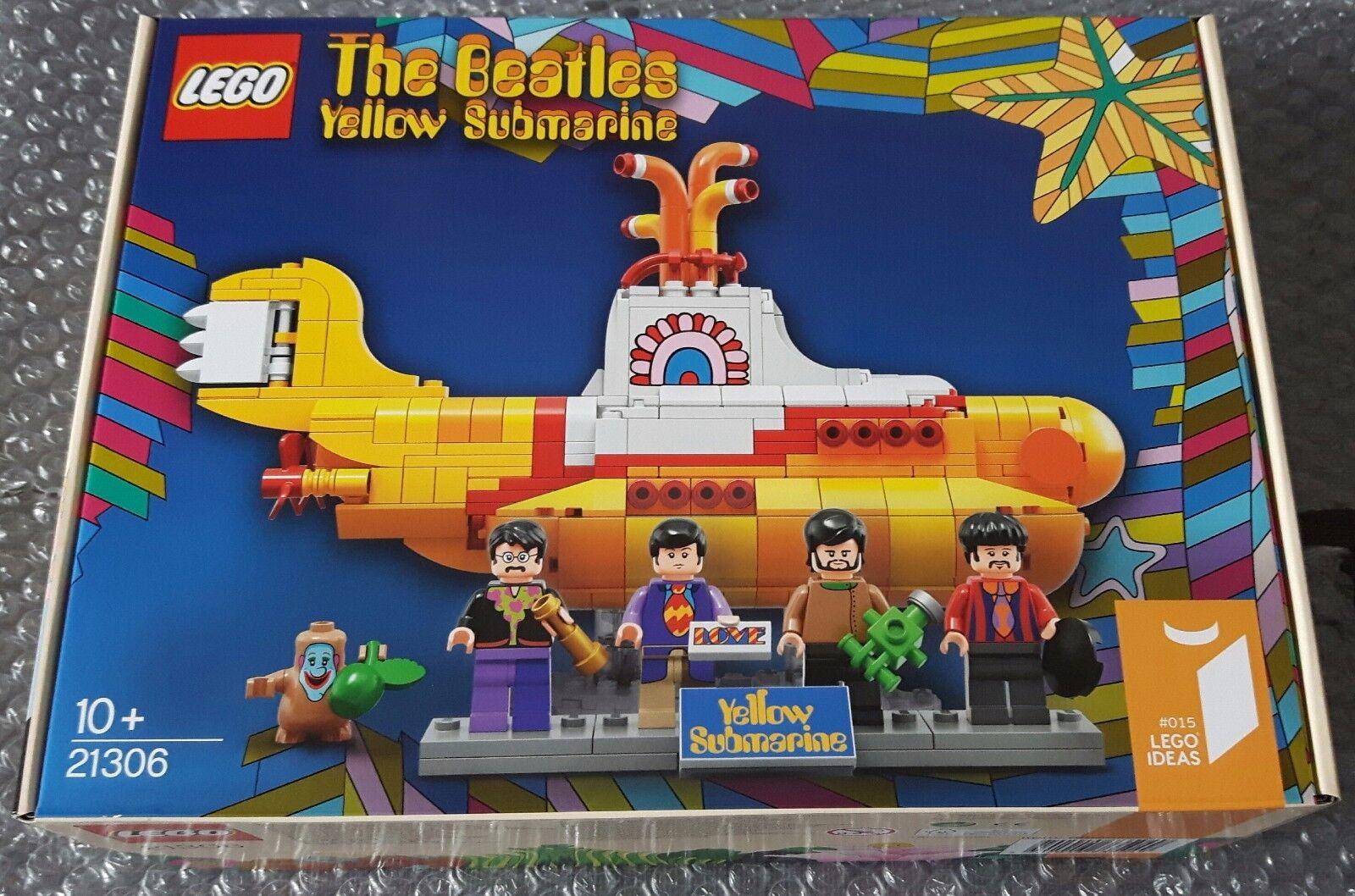 LEGO® Ideas 21306 Gelb Submarine NEU & OVP  new sealed