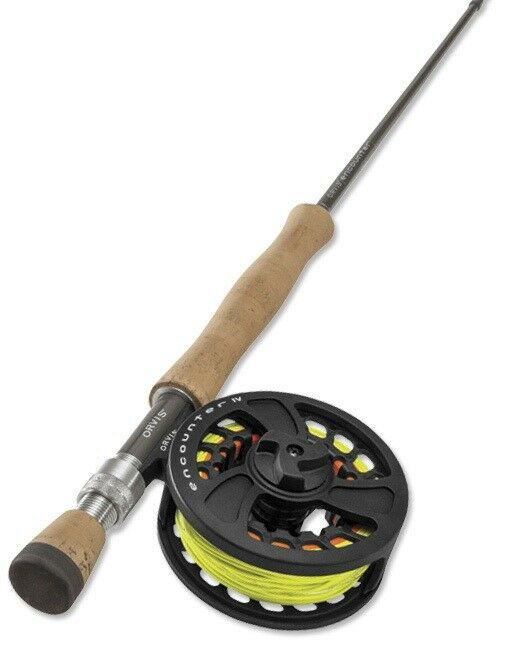 Orvis Encounter Fly Fishing Rod Outfit Choose Model