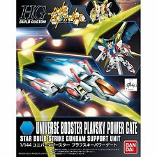Gundam HG Build Custom 008 Universe Booster Plavsky Power Gate Star Build Strike