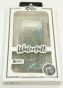 11ef7a785 Case Mate Waterfall Series Case For Samsung Galaxy S10e - Iridescent ...