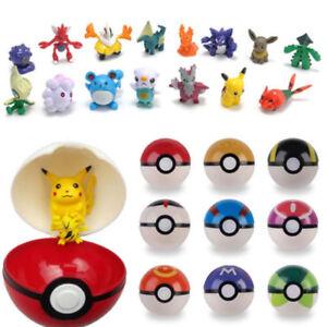 9-Pokemon-Pokeball-Pop-up-7cm-Cartoon-Plastic-BALL-Kids-Toy-Gift-Pikachu-Monster