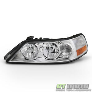 2005 2011 Lincoln Town Car Headlight Headlamp Replacement 05 11 Left