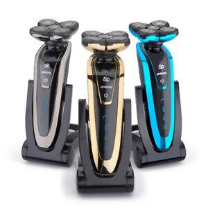 Best-5-Head-Rotary-razor-Electric-Shaver-Beard-Hair-Trimmer-Bald-Razor-Wet-Dry