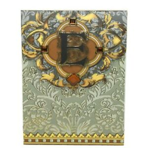Punch-Studio-Classic-Monogram-Pocket-Note-Pads-86514E-Free-Shipping