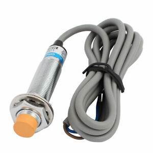 LJ12A3-4-J//EZ AC90-250V NO 2-wire 4mm Inductive Proximity Sensor Approach Switch