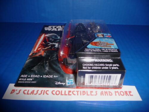 The Force Awakens Wave 1 New! Star Wars Rogue One Kylo Ren Figure 3.75 Inch