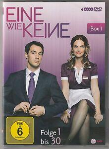 Eine-wie-Keine-komplette-Staffel-Box-1-4-DVD-S-FSK-6-Jh-gebraucht