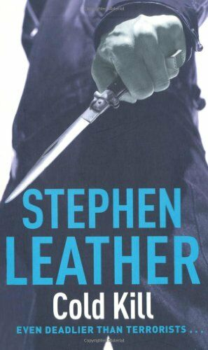 1 of 1 - COLD KILL (The 3rd Spider Shepherd Thriller),Stephen Leather