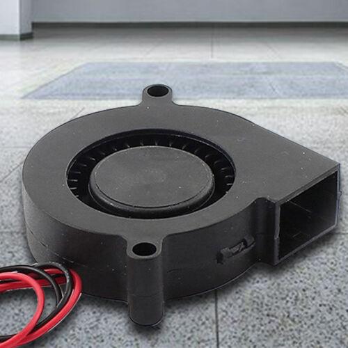 50mmx15mm 3500RPM Brushless DC Cooling Blower Fan 12V 0.16A U7I5