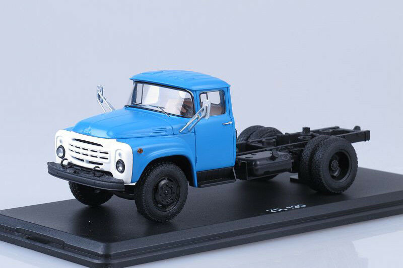 ZIL 130 SH chassis truck (late radiator grille)  1 43 Start Scale Models SSM9001