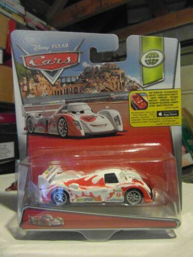 Disney Pixar Cars 2 Shu Todoroki Mattel 1.55 Scale BNIB