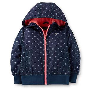 Carters baby-girls Midweight Fleece-lined Jacket