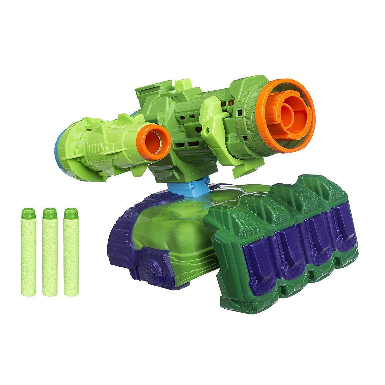 The Avengers AVENGERS Marvel Infinity War Nerf Hulk Assembler Gear Figure Action