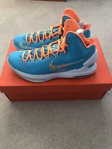 Mens 10 Nike KD V Easter Kevin Durant 5 Basketball Shoes ...