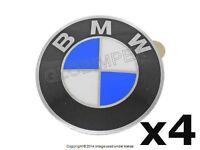 Bmw E12 E28 E36 E46 Wheel Center Cap Emblems 65mm + 1 Year Warranty