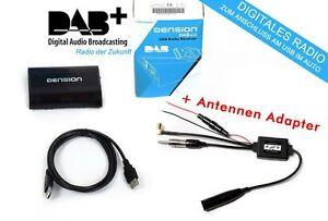 Reveiver Dension DBU3GEN DAB+U Interface universal USB DAB-Radio Empfänger DAB