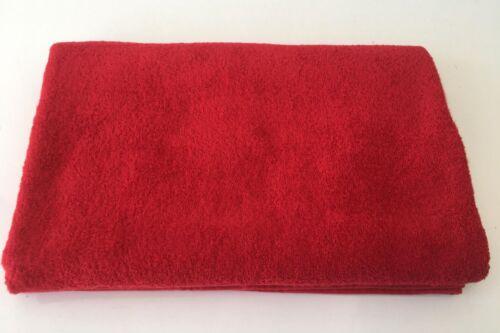 "Extra Large Oversized Bath Towel 100/% Cotton Turkish Towel Red 40x80/"""