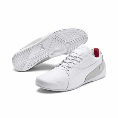 PUMA Echtleder Sneaker SF Drift Cat 7 LS Ferrari Weiß Herren