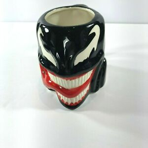Venom-Marvel-Comics-3-D-Coffee-Tea-Ceramic-Collectible-Mug