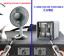 Ventilateur Climatiseur Humidificateur Portable Usb Led Camping Design Pas Cher