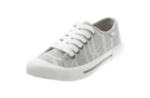 ROCKET DOG JUMPIN SNEAKERS LIGHT GREY SIZE 6 NEW IN BOX
