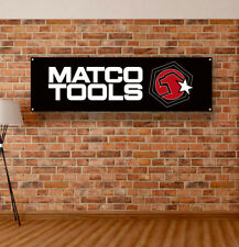 Matco Tools Vinyl Banner Sign Garage Workshop Adversting Many Size Free Shipping