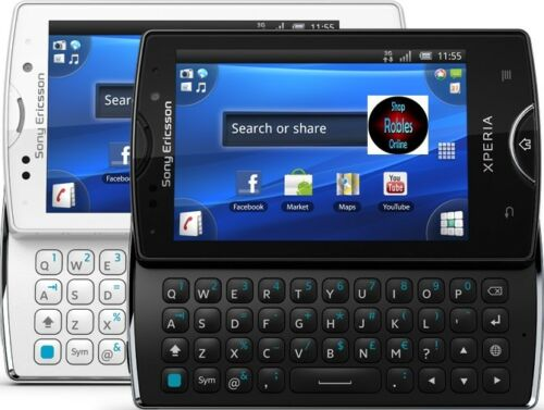 1 von 1 - Sony Xperia Mini Pro SK17 (Ohne Simlock)Smartphone WLAN 3G GPS 5MP Wie NEU OVP
