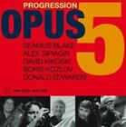 Progression by Opus 5 (CD, May-2014, Criss Cross)
