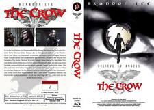 The Crow - große Hartbox H - Uncut - Blu-Ray - Limitiert - NEU & OVP