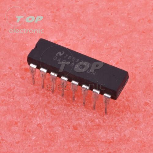 1PCS//5PCS DAC0802LCN DAC0806LCN DAC0830LCN DIP Converters IC
