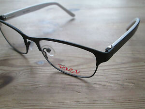 f4641b6ee747 Image is loading Rage-Collection-443-black-white-glasses-frames-New