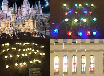 Led Light Up Kit für LEGO Hogwarts Castle Harry Potter Set für 71043 Beleuchtung