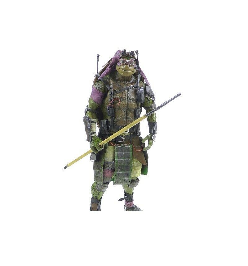 Three Zero Tortues Ninja figurine 1 6 Donatello