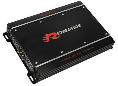 Renegade ren1100s mk3-4 canal amplificador