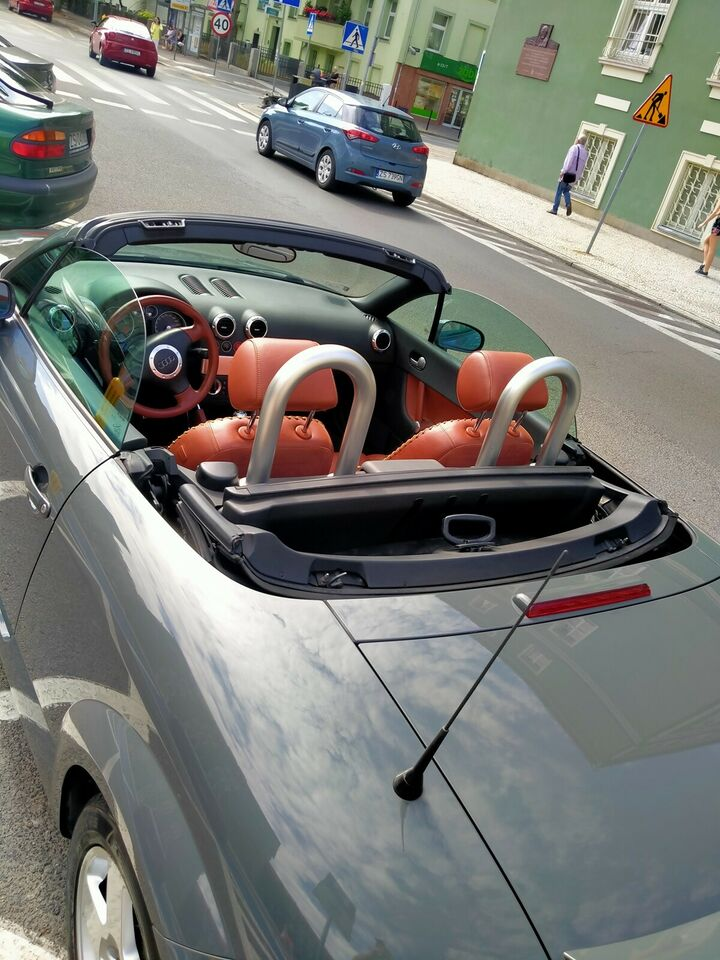 Audi TT, 1,8 T 180 Roadster, Benzin