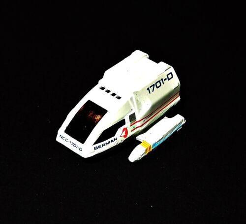 BERMAN SHUTTLE Type 6 - TNG STAR TREK Micro Machines Enterprise 1701-D