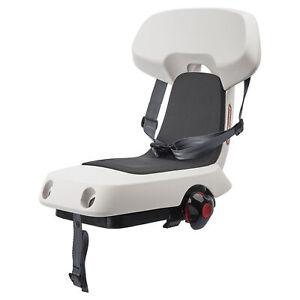 Kindersitz Hinten Polisport Guppy Junior Lite - Hellgrau