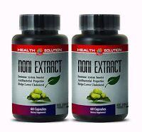 Energy Pills - Noni Eaxtract Dietary Supplement (2 Bottles)