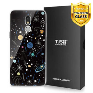 For-LG-Stylo-5-5V-5-Plus-Phone-Case-TJS-Juno-Universe-Tempered-Glass
