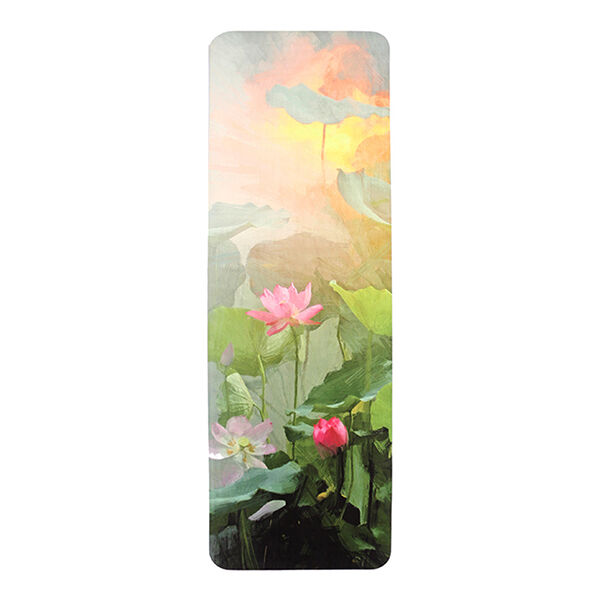 Premium Yoga Mat – Protector Lotus, Eco Friendly